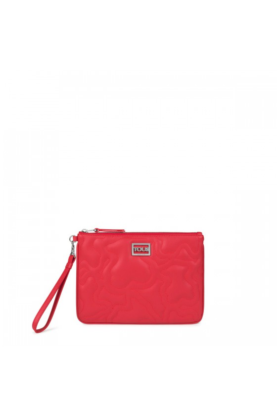 TOUS CLUTCH K DREAM ROJO