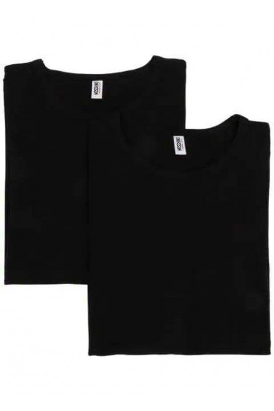 MOSCHINO 2 PACK CAMISETA INTERIOR