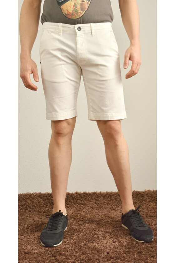 copy of RECYCLED CHINOS PILOT BASIC OPTICAL WHITE