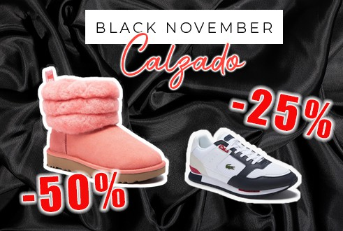 Black Friday calzado